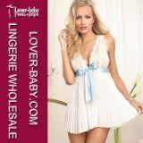 Conjunto de lingerie Babydoll Lingerie no atacado (L27989-3)