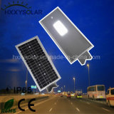 IP65 de color blanco puro calle la luz solar con LED 12W