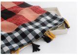 Signora viscosa stampata controllata Fashion Scarf (YKY1123) della saia