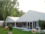 최신 판매를 위한 호화스러운 유리벽 결혼식 천막