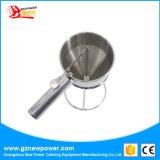 ケイタリング装置または台所ステンレス鋼の漏斗