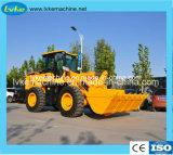 建設業の小さい車輪のローダーの中国の価格の安いローダー