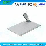 Formato de Cartão de metal da unidade flash USB Pendrive (CE020)