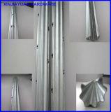1.8mから3mまでツルのプラント高さのための電流を通されたブドウ園の金属のトレリスのポスト