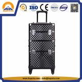 大広間、化粧品(HB-3312)のためのプロ最上質の構成のトロリー箱