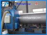 Hohe Leistungsfähigkeits-Stahlrohr-äußere Wand-Schuss-Strahlen-Maschinen