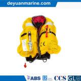 Одобренные Ce Lifejackets 150n и 275n автоматические и ручные раздувные с самой последней конструкцией