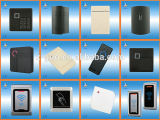 2016 preiswerte fördernde 125kHz und 13/56MHz TischplattenChipkarte RFID USB-Leser