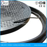 Coperchio di botola composito di plastica rotondo di En124 C250 700mm