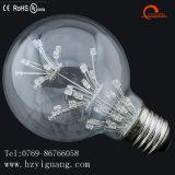 Bulbo estrelado do diodo emissor de luz G80 para a decoração