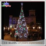 licht van de Decoratie van de Kerstboom van pvc van 10m het Grote Reuze Openlucht Kunstmatige