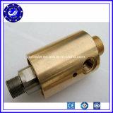 銅の真鍮の蒸気の機械装置のための空気の回転式接合箇所連合