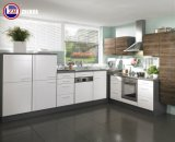 OEMスクラッチ抵抗力がある光沢度の高いアクリルの食器棚のドア(ZHUV)