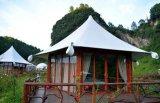 Hot Sale ignifuges Pyramide de verre Hôtel de luxe de tentes
