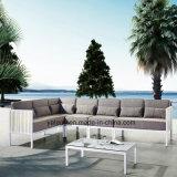 Лидеров продаж мебели из алюминия в саду в правом углу диван (YT955)