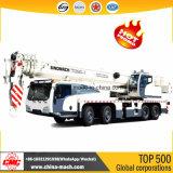 Sinomach China, das Kran-Maschinerie 55 Tonnen-LKW-Kran für Verkauf hochzieht