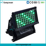 High Power RGBAW 300W IP65 City Color LED Wall Washer