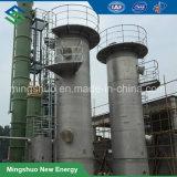 석회석 석고 굴뚝 가스 젖은 탈황 시스템