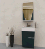 Bacia sanitária de Ccountertop do banheiro dos mercadorias do projeto novo