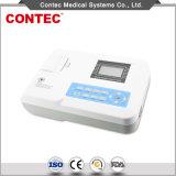 Électrocardiographe portatif de moniteur du simple canal ECG avec Ce/FDA-Contec