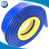 Usage général Lay-Flat en PVC renforcé tuyau flexible de décharge de l'eau/