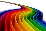 Raad 310mm van het Schuim van pvc van de kleur