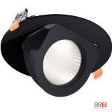 Новая заводская цена 6,5 дюйма Благодаря вандалозащищенному 30 Вт светодиод для набегающей ювелирный магазин освещения