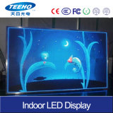 P7.62 RGB LED Display Billboard with Rental Aluminum Cabinet