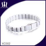 Customized Fashion Style White Ceramic Bracelet for Ladies