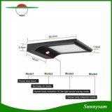 새로운 도착 850 루멘 48 LED 태양 강화된 LED 운동 측정기 빛 옥외 정원 야드 가로등