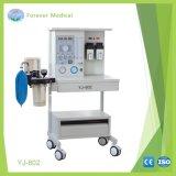 Com o debitómetro e O2 Isofurane máquina de anestesia
