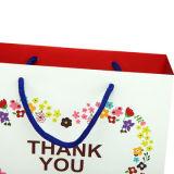 Manejar bolsa de papel de regalo bolsa de papel comercial