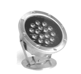 IP68 luz subacuática subacuática inoxidable del acero LED Light/15W LED con la alta seguridad Hl-Pl15