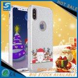 Weihnachten kundenspezifischer gedruckter Telefon-Kasten für Kasten der Samsung-Galaxie-S8