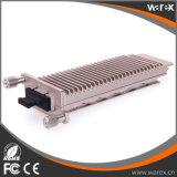 Connettore duplex ottico compatibile dello Sc del ricetrasmettitore 10GBASE 1550nm 80km SMF di XENPAK-10GB-ZR