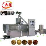 Grande capacidade totalmente automático e fábrica de máquinas de alimentos para animais