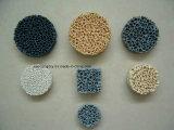 A SIC/Alumina/Filtro de Espuma de cerâmica zircónia para Fundição de metais