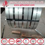 O zinco de Dx51d SGCC revestiu a tira de aço galvanizada mergulhada quente