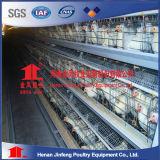 Kooi van de Kip van de Batterij van de Apparatuur van het gevogelte de Automatische