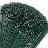 قطعة خضراء مستقيمة خاصّ بالأزهار سلك الصين بيع بالجملة