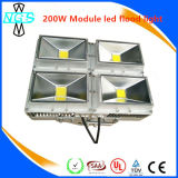 Luz al aire libre de los reflectores 50W de la lámpara 400W LED del LED