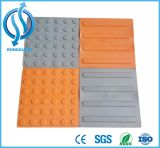 Mosaico de goma para ciegos/Pavimentadora táctiles
