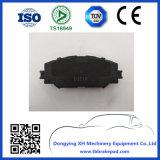 Высокое качество диска авто запасные части тормозных колодок автомобилей D1210