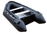 Aqualand 11pies 3,2 millones de inflables deportivos de caucho plegable/barco de pesca en barco a motor (NCA-320)