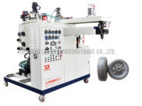 Máquina de carcaça do plutônio para a fatura da roda