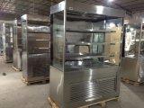 Refrigerador do aço inoxidável de ar aberto
