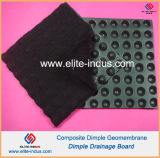HDPE Dimple Geomembrane voor Dam