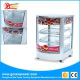 Étalage de chauffage de Module de réchauffeur de Churros d'étalage de pain et de gâteau