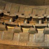 Construção Machineryrubber via (350x108x42) para escavadeira Kobelco