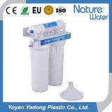 Système d'épurateur de l'eau de contre- dessus de 2 étapes